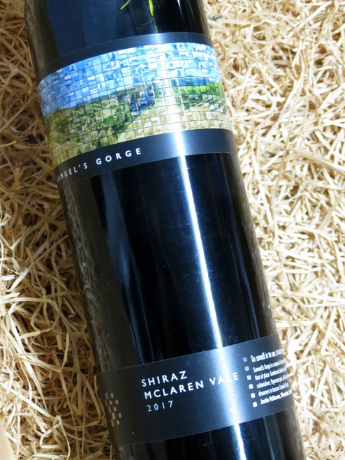 [SOLD-OUT] Samuels Gorge Shiraz 2017