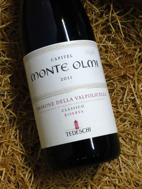 [SOLD-OUT] Tedeschi Amarone Monte Olmi 2011