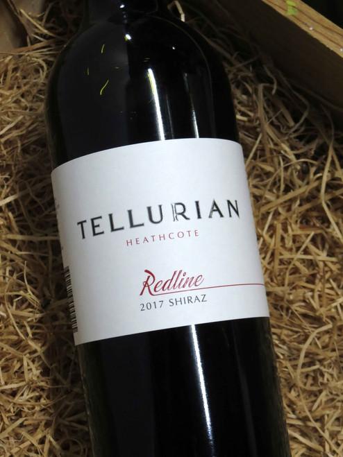 [SOLD-OUT] Tellurian Redline Shiraz 2017