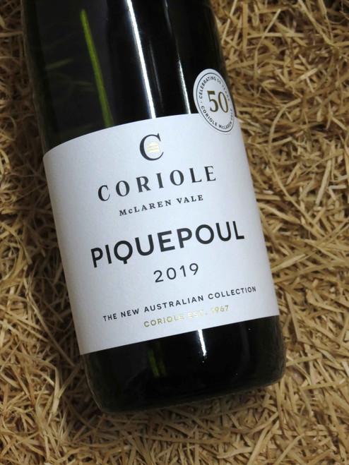 [SOLD-OUT] Coriole Piquepoul 2019