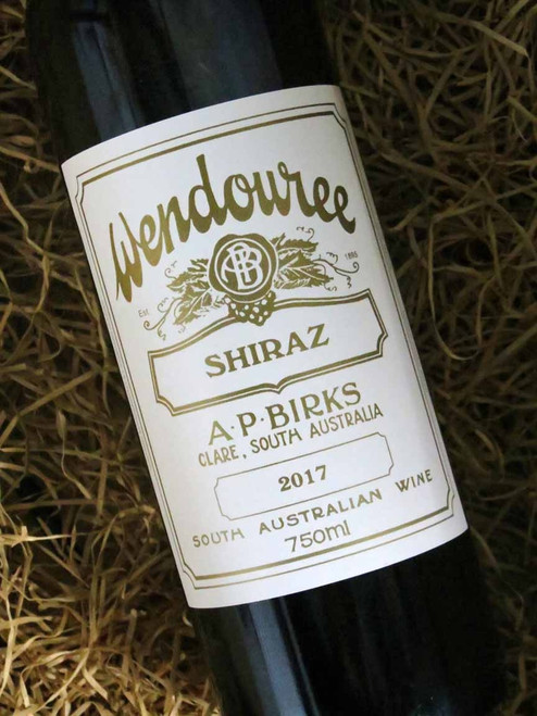 [SOLD-OUT] Wendouree Shiraz 2017