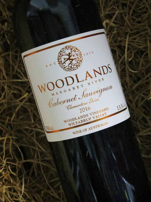 Woodlands Clementine Eloise Cabernet Sauvignon 2016
