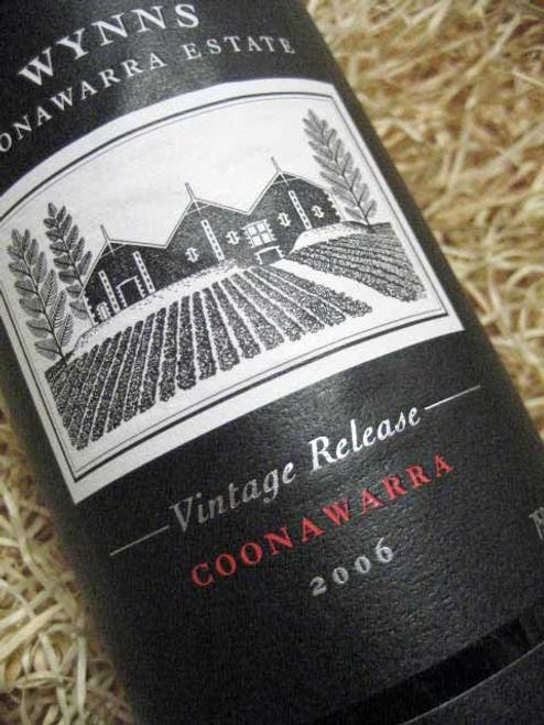 [SOLD-OUT] Wynns Black Label Cabernet Sauvignon 2006