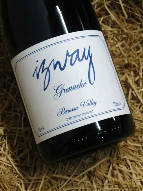 [SOLD-OUT] Izway Blue Label Grenache 2018