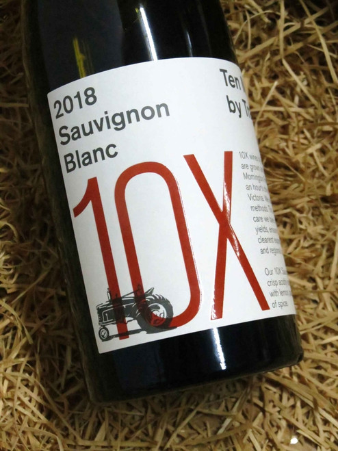 Ten Minutes By Tractor 10X Sauvignon Blanc 2018