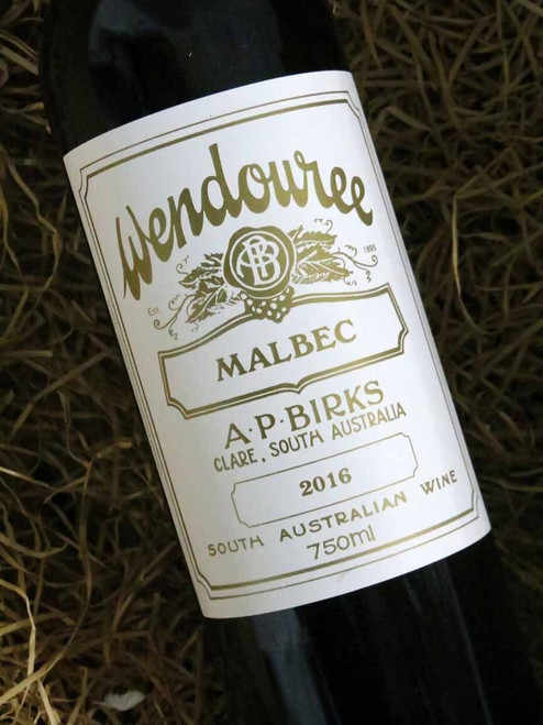 [SOLD-OUT] Wendouree Malbec 2016