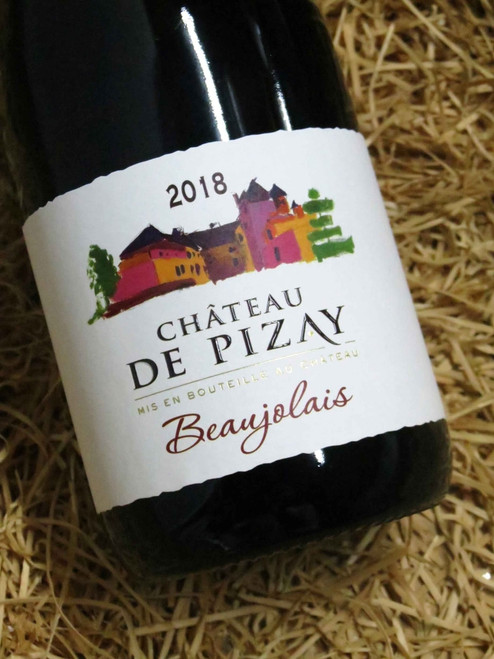 [SOLD-OUT] Chateau de Pizay Beaujolais 2018