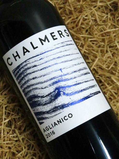 Chalmers Aglianico 2016