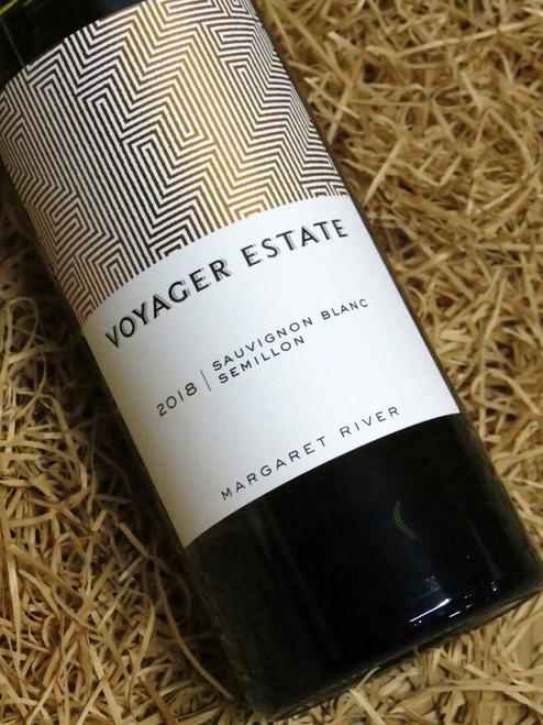 Voyager Estate Sauvignon Blanc Semillon 2018