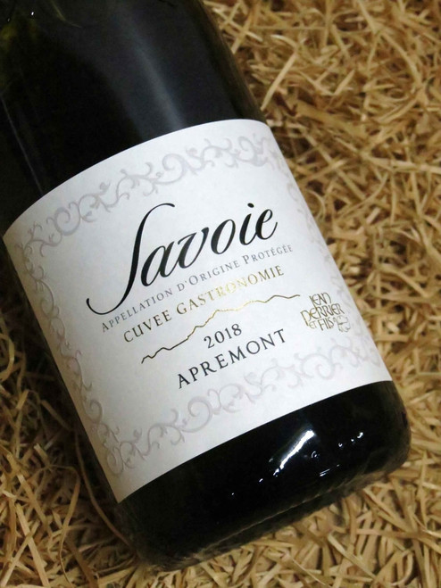 [SOLD-OUT] Jean Perrier Savoie Apremont 2018