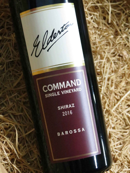 Elderton Command Shiraz 2016