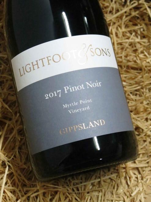Lightfoot & Sons Myrtle Point Pinot Noir 2017