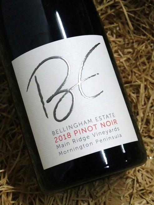 [SOLD-OUT] Bellingham Estate Main Ridge Pinot Noir 2018