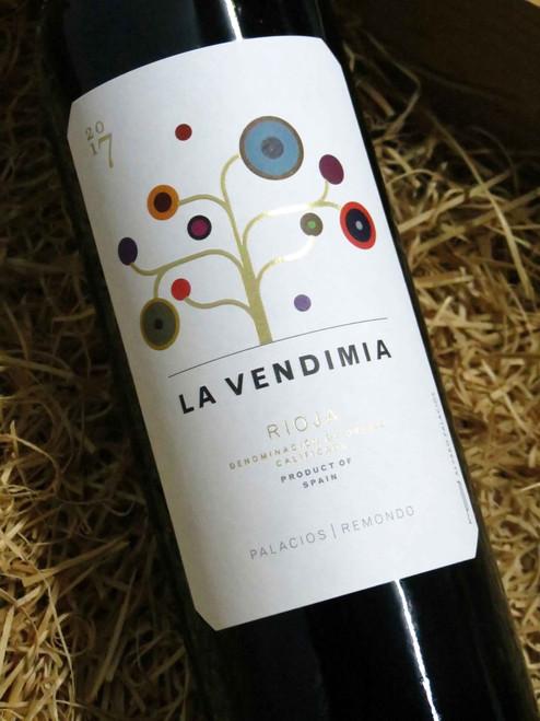 Palacios Remondo La Vendimia Rioja 2017