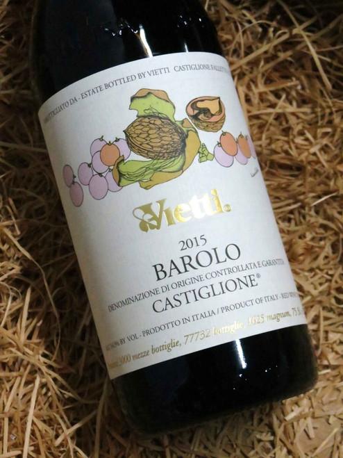 Vietti Barolo Castiglione 2015