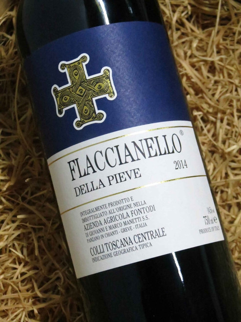 [SOLD-OUT] Fontodi Flaccianello Della Pieve 2014
