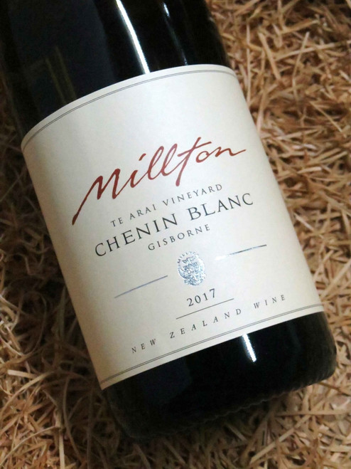 [SOLD-OUT] Millton Te Arai Chenin Blanc 2017
