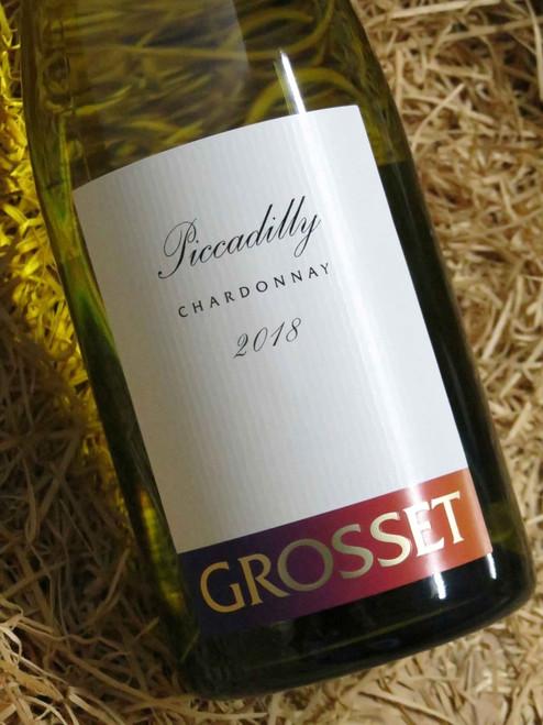 Grosset Piccadilly Chardonnay 2018