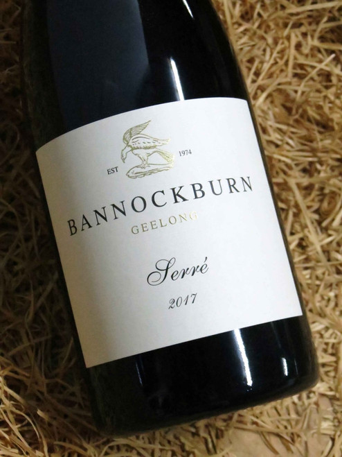 [SOLD-OUT] Bannockburn Serre Pinot Noir 2017