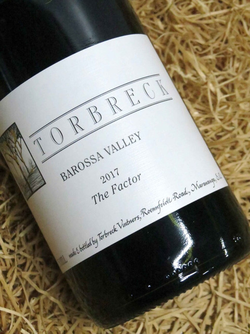 Torbreck The Factor Shiraz 2017