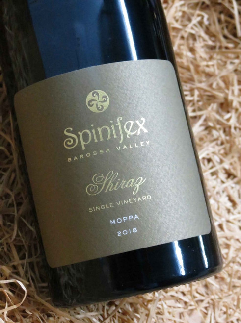 [SOLD-OUT] Spinifex Moppa Shiraz 2018