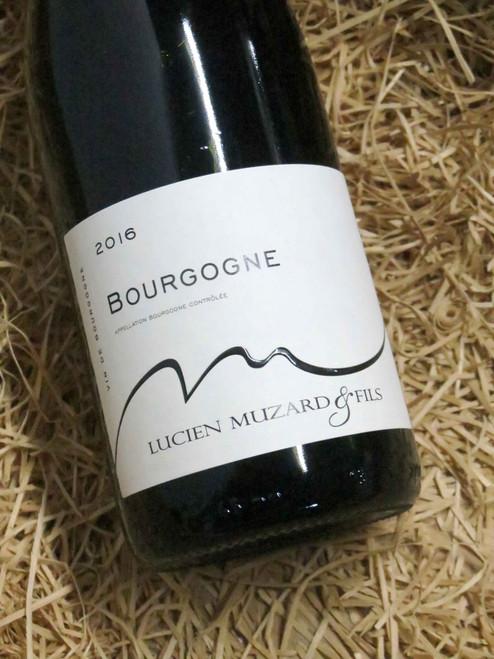 Muzard Bourgogne Rouge 2016