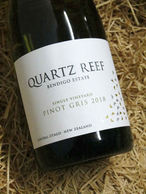 [SOLD-OUT] Quartz Reef Pinot Gris 2018