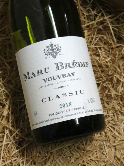 [SOLD-OUT] Marc Bredif Vouvray 2018