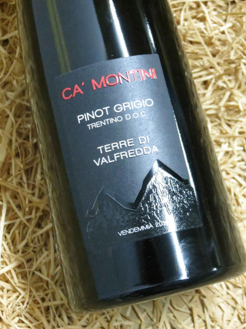 Ca Montini Terre di Valfredda Pinot Grigio 2018