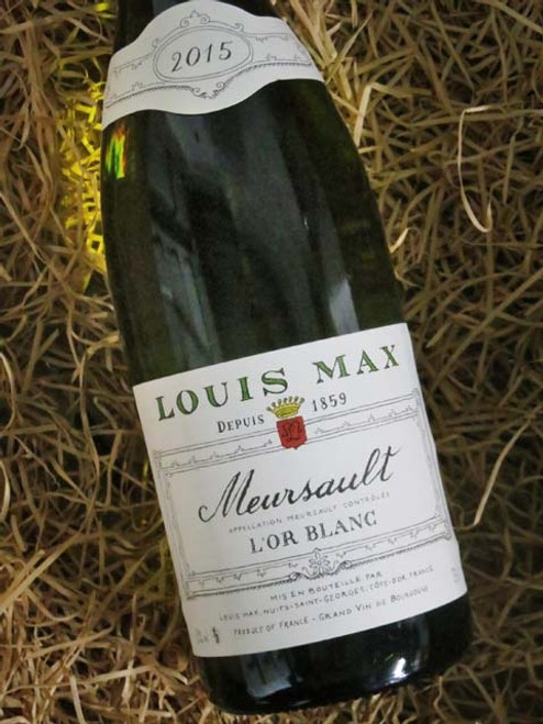 [SOLD-OUT] Louis Max Meursault L'Or Blanc 2015