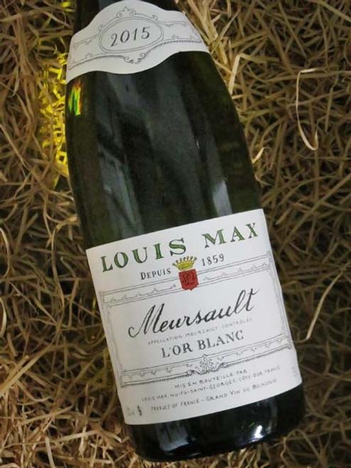 Louis Max Meursault L'Or Blanc 2015