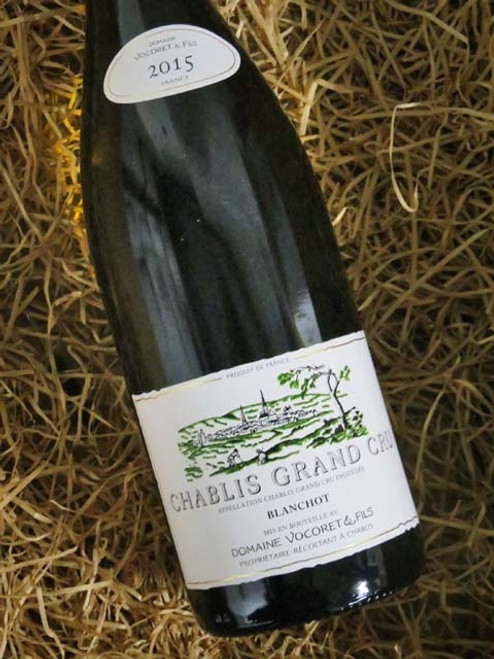 [SOLD-OUT] Vocoret & Fils Chablis Grand Cru Blanchot 2015