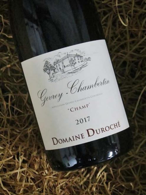 Domaine Duroche Gevrey-Chambertin Champ 2017
