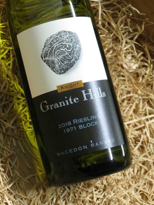 Granite Hills 1971 Block Riesling 2018