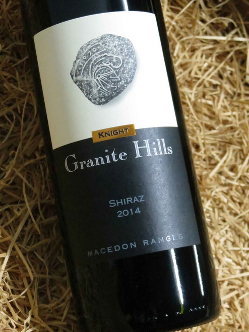 Granite Hills Shiraz 2014