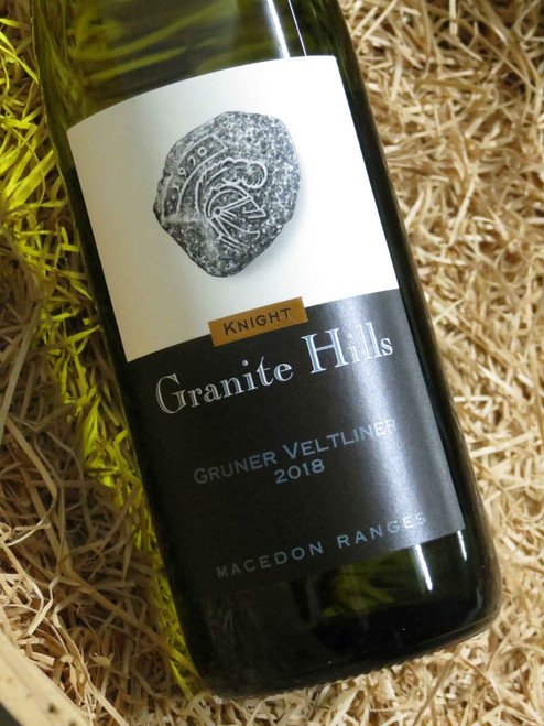 [SOLD-OUT] Granite Hills Gruner Veltliner 2018