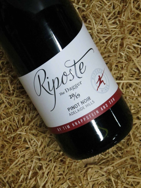 Riposte by Tim Knappstein The Dagger Pinot Noir 2019