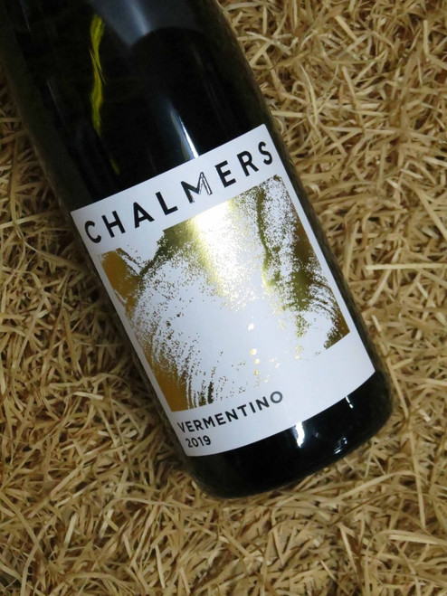 [SOLD-OUT] Chalmers Vermentino 2019