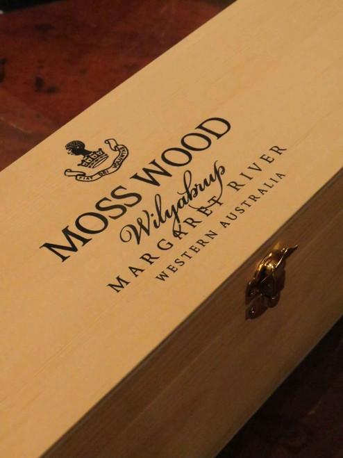 Moss Wood Cabernet Sauvignon 2015 Gift Box