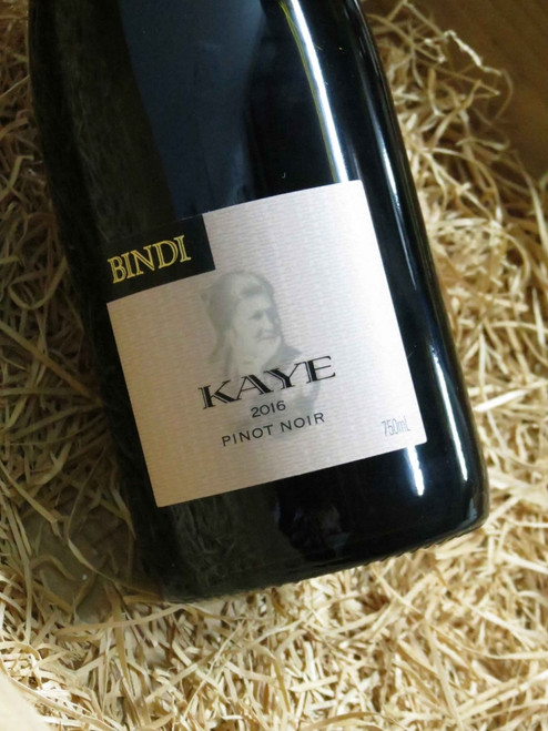 [SOLD-OUT] Bindi Kaye Pinot Noir 2016