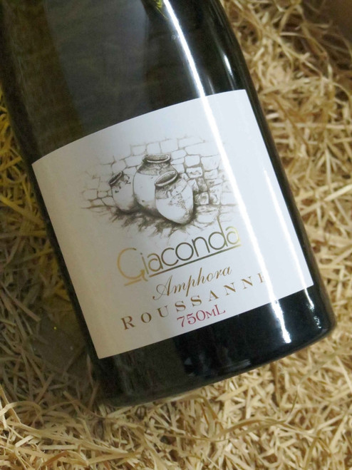 [SOLD-OUT] Giaconda Amphora Roussanne 2019
