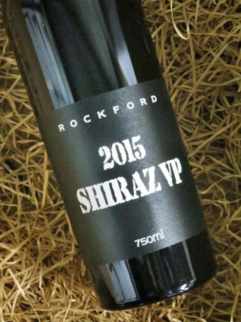 [SOLD-OUT] Rockford Shiraz Vintage Port 2015