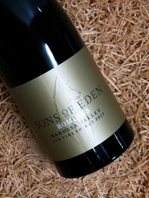 [SOLD-OUT] Sons of Eden Romulus Shiraz 2017