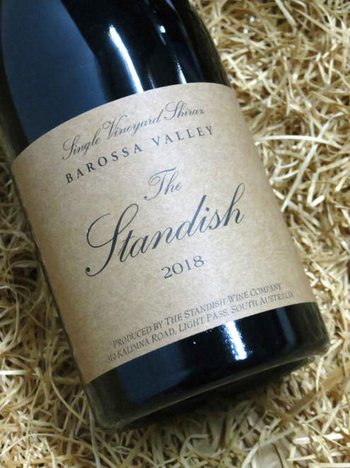 Standish The Standish Shiraz 2018