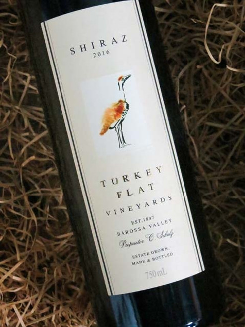 [SOLD-OUT] Turkey Flat Shiraz 2016