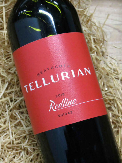 [SOLD-OUT] Tellurian Redline Shiraz 2018