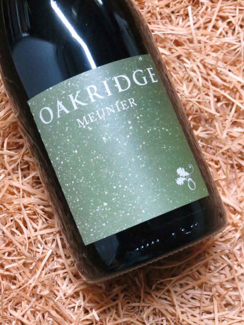 Oakridge Pinot Meunier 2019