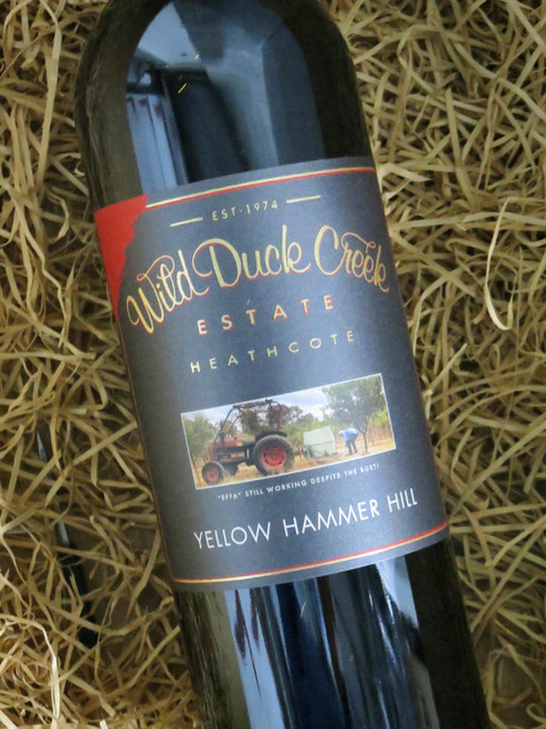 Wild Duck Creek Hammer Hill Shiraz Malbec 2017