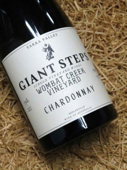 Giant Steps wombat Creek Chardonnay 2019