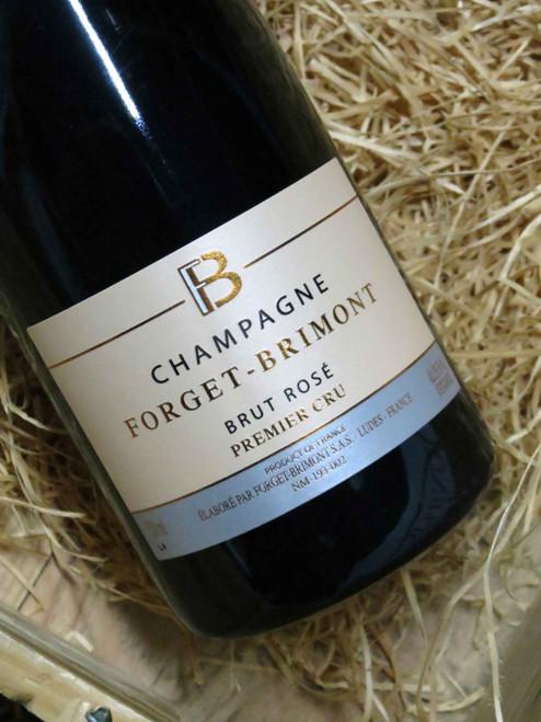 Champagne Forget-Brimont Premier Cru Rose N.V.